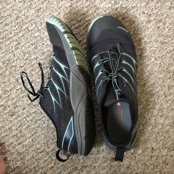 Merrell Shoes - EUC Merrill minimalist running shoe